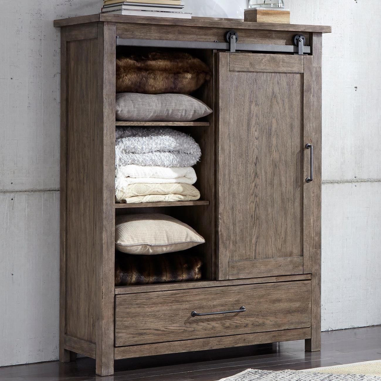 Ordinaire Liberty Furniture Sonoma Road Door Chest   Item Number: 473 BR42