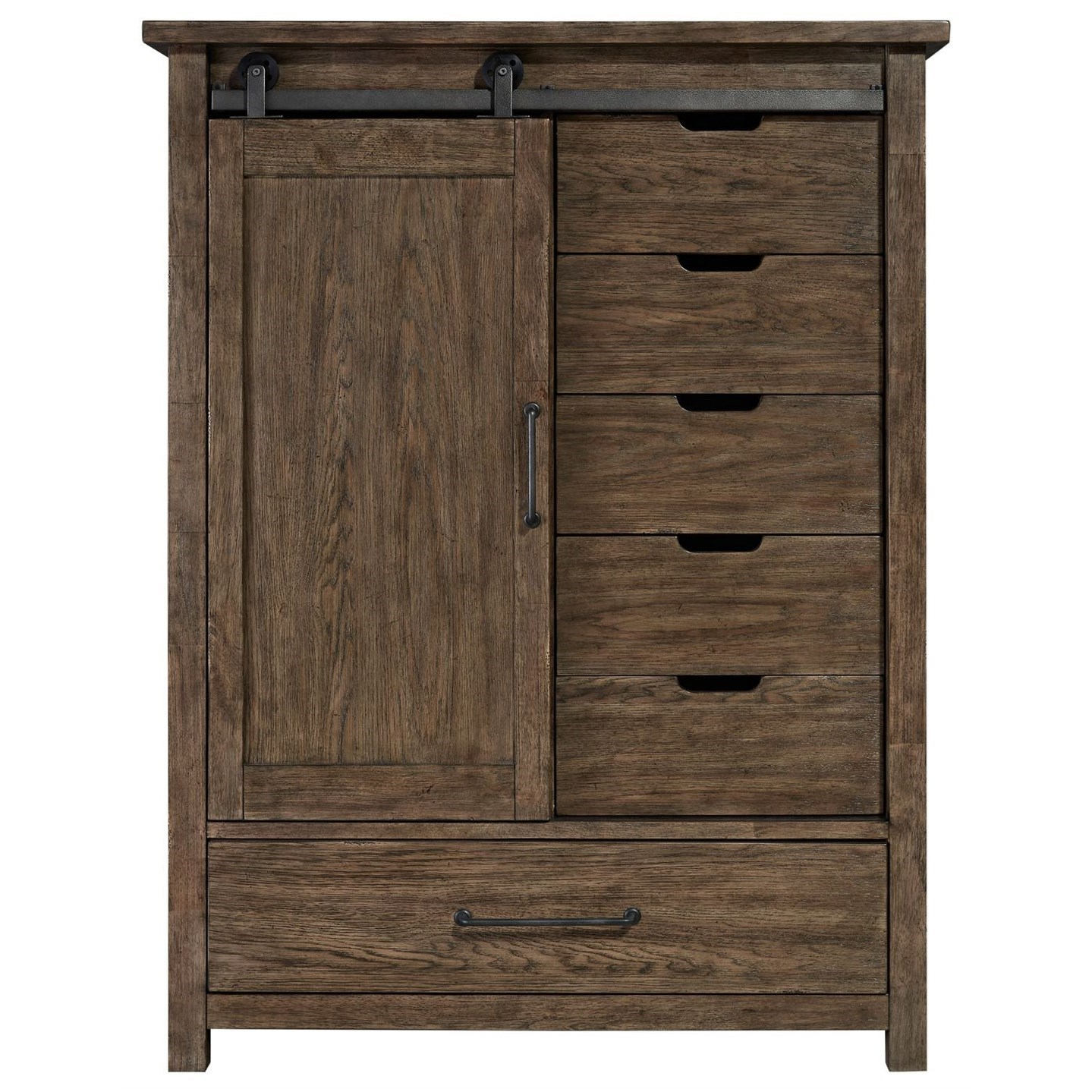 Sonoma Road Door Chest by Liberty Furniture at Zak's Home