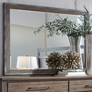 Liberty Furniture Sonoma Road Landscape Mirror