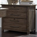 Liberty Furniture Sonoma Road Lateral File - Item Number: 473-HO145