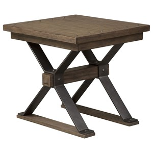 Liberty Furniture Sonoma Road End Table