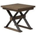 Liberty Furniture Sonoma Road Chair Side Table - Item Number: 473-OT1021