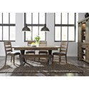 Liberty Furniture Sonoma Road Formal Dining Room Group - Item Number: Dining Room Group 2