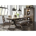 Liberty Furniture Sonoma Road Dining Room Group - Item Number: Dining Room Group 3