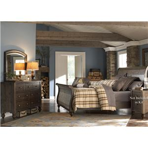 Liberty Furniture Southern Pines Queen Bedroom Group