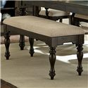 Liberty Furniture Southern Pines Dining Bench - Item Number: 818-C6501B