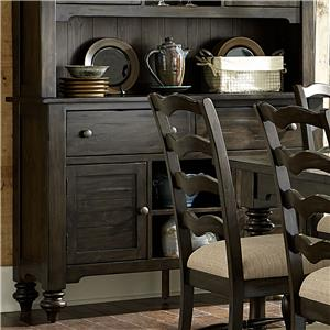 Vendor 5349 Southern Pines Dining Storage Buffet