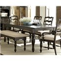 Liberty Furniture Southern Pines Rectangular Leg Table - Item Number: 818-T4290