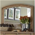 Liberty Furniture Southern Pines Mirror - Item Number: 918-BR51