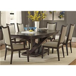 Liberty Furniture Southpark 7 Piece Dining Set