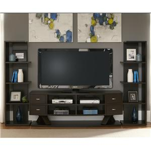 Vendor 5349 Southpark Entertainment Center with Piers