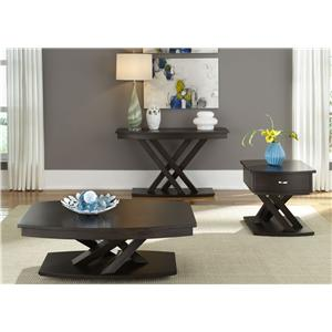 Liberty Furniture Southpark 3 Piece Set