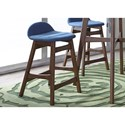 Liberty Furniture Space Savers Barstool  - Item Number: 198-B650124-BU