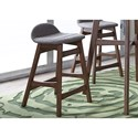Liberty Furniture Space Savers Barstool  - Item Number: 198-B650124-GY