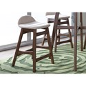 Liberty Furniture Space Savers Barstool  - Item Number: 198-B650124-TN