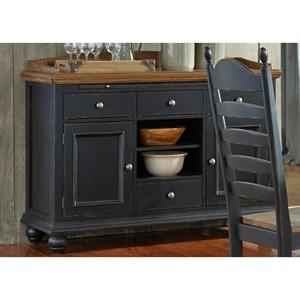 Liberty Furniture Springfield II Dining 4 Drawer Sideboard
