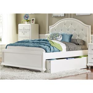 Liberty Furniture Stardust Twin Trundle Bed