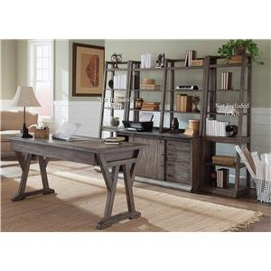 Liberty Furniture Stone Brook Complete Desk