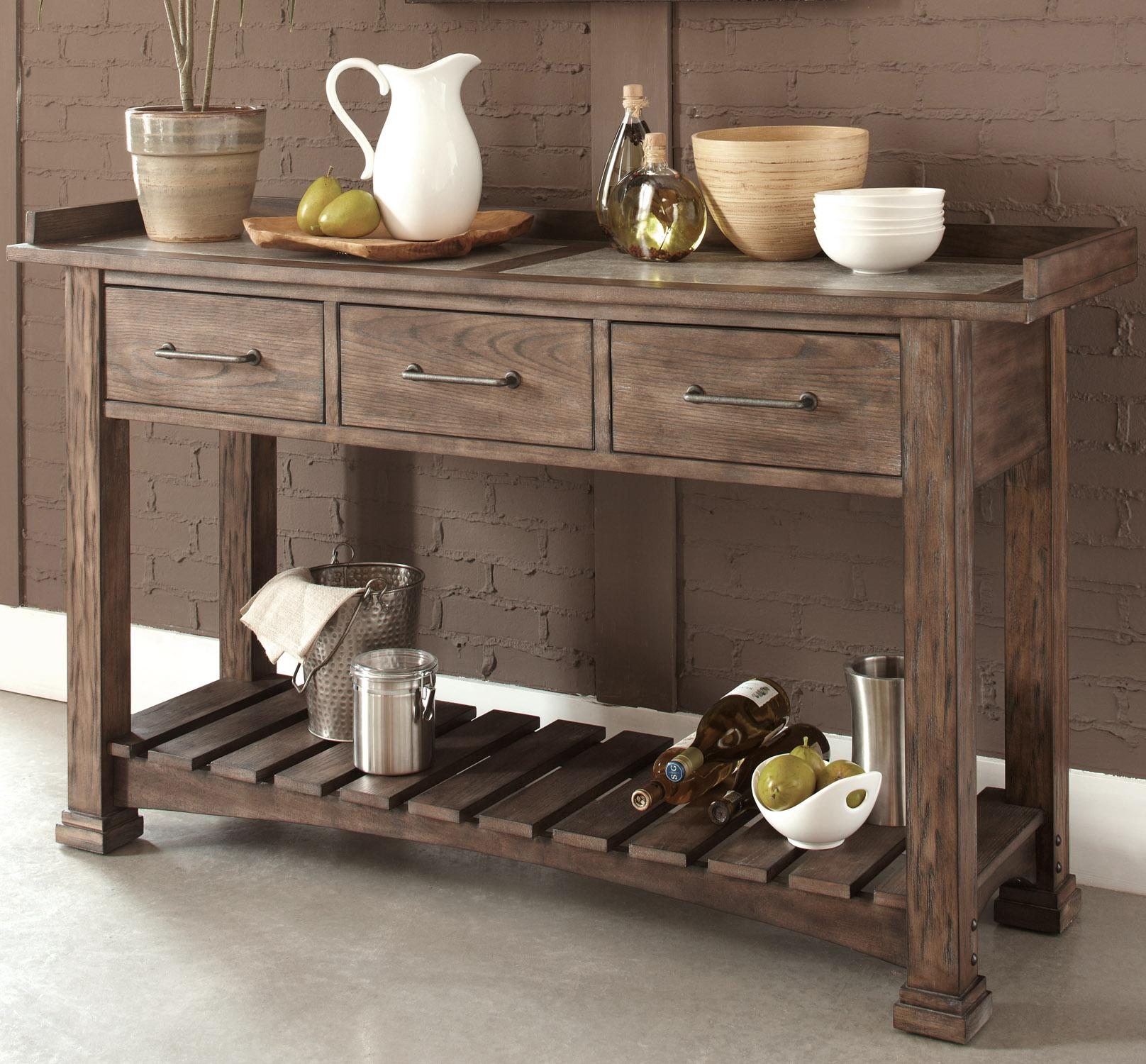 Liberty Furniture Stone Brook Server - Item Number: 466-SR6438