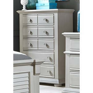 Liberty Furniture Sumer House Youth 5 Drawer Chest