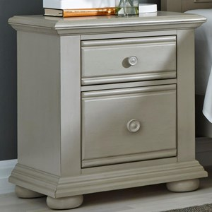 Liberty Furniture Sumer House Youth 2 Drawer Night Stand