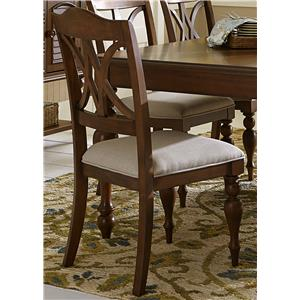 Liberty Furniture Summer House Upholstered Side Chair