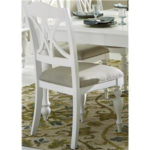 Vendor 5349 Summer House I Upholstered Side Chair