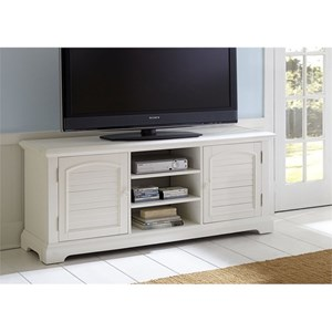Liberty Furniture Summer House Entertainment TV Stand