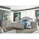 Liberty Furniture Summer House II Queen Bedroom Group - Item Number: 407 Q Bedroom Group 1