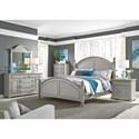 Liberty Furniture Summer House II Queen Bedroom Group - Item Number: 407 Q Bedroom Group 2