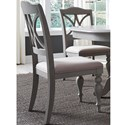 Liberty Furniture Summer House Dining Upholstered Side Chair - Item Number: 407-C9001S