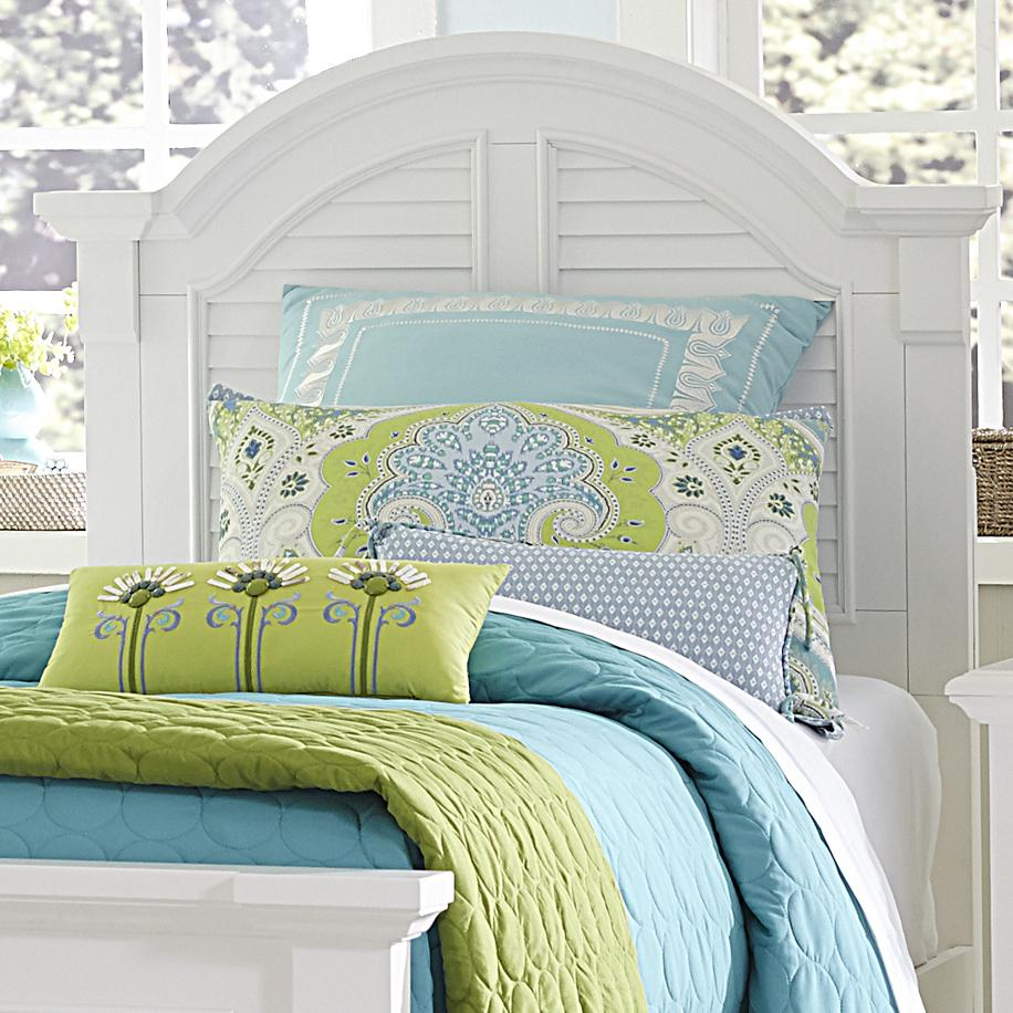 Liberty Furniture Summer House Twin Panel Headboard - Item Number: 607-BR11