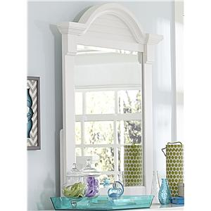 Liberty Furniture Summer House Small Mirror