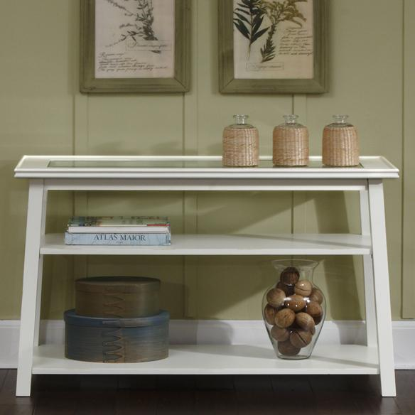Liberty Furniture Summerhill Sofa Table - Item Number: 442-OT1030