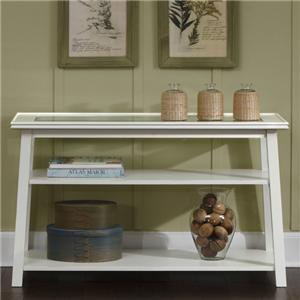 Liberty Furniture Summerhill Sofa Table