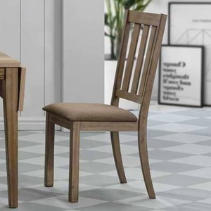 Liberty Furniture Sun Valley Slat Back Side Chair