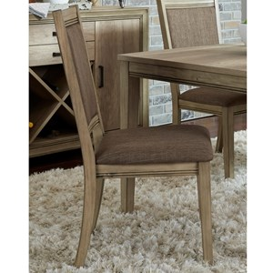 Liberty Furniture Sun Valley Upholstered Side Chair