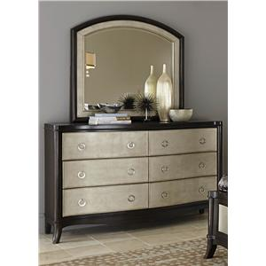 Vendor 5349 Sunset Boulevard Dresser and Mirror