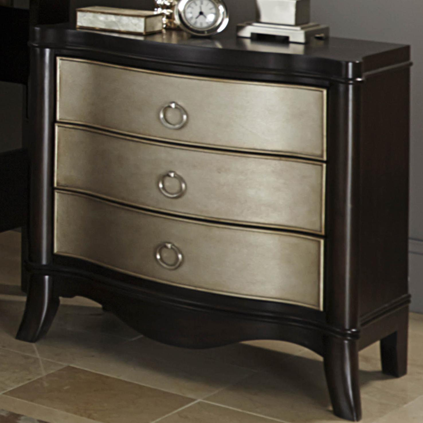 Liberty Furniture Sunset Boulevard Night Stand - Item Number: 769-BR61
