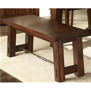Vendor 5349 Tahoe Backless Dining Bench