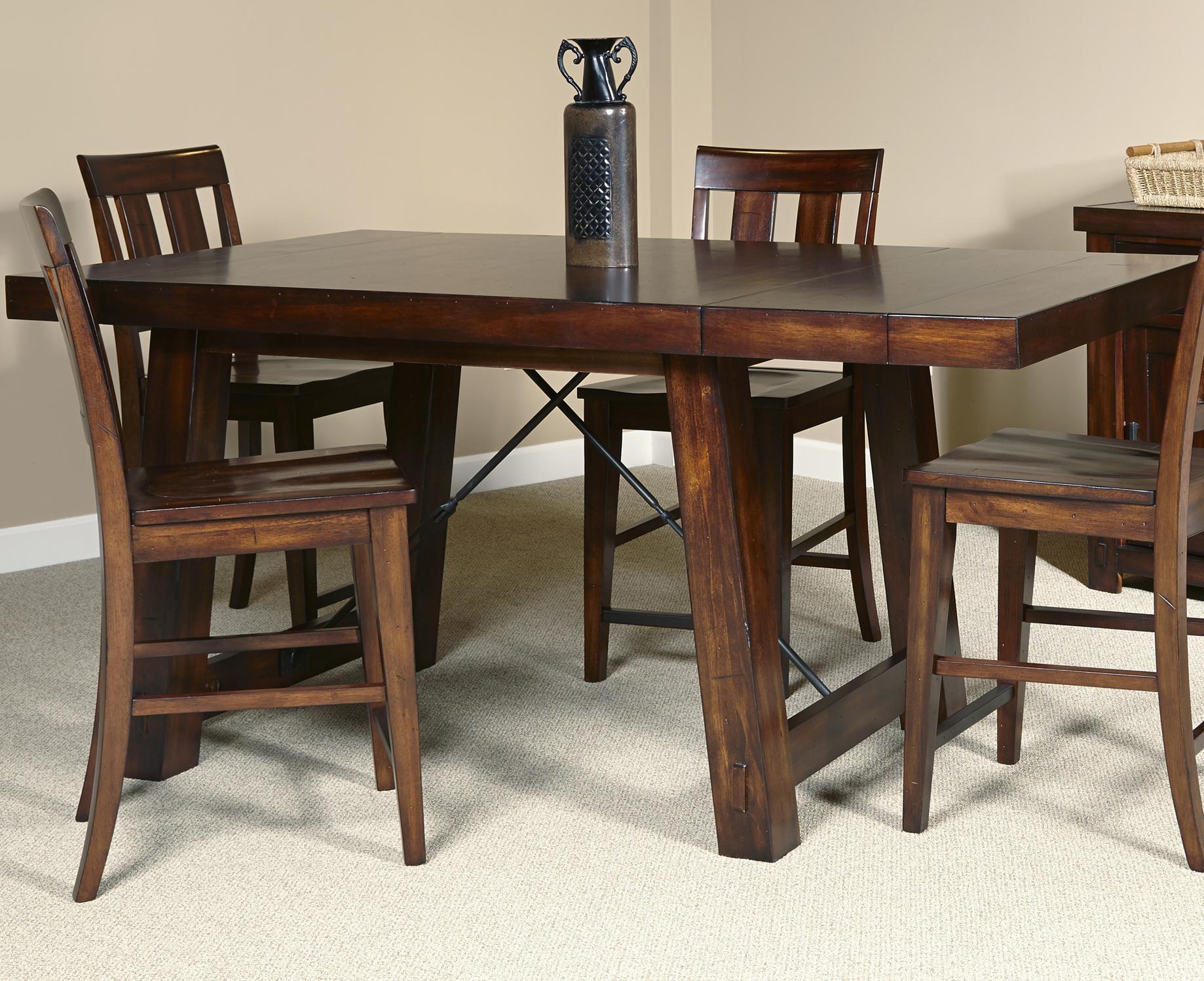 Liberty Furniture Tahoe Gathering Table - Item Number: 555-GT4084