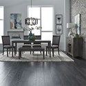 Liberty Furniture Tanners Creek Dining Room Group - Item Number: 686 Dining Room Group 10