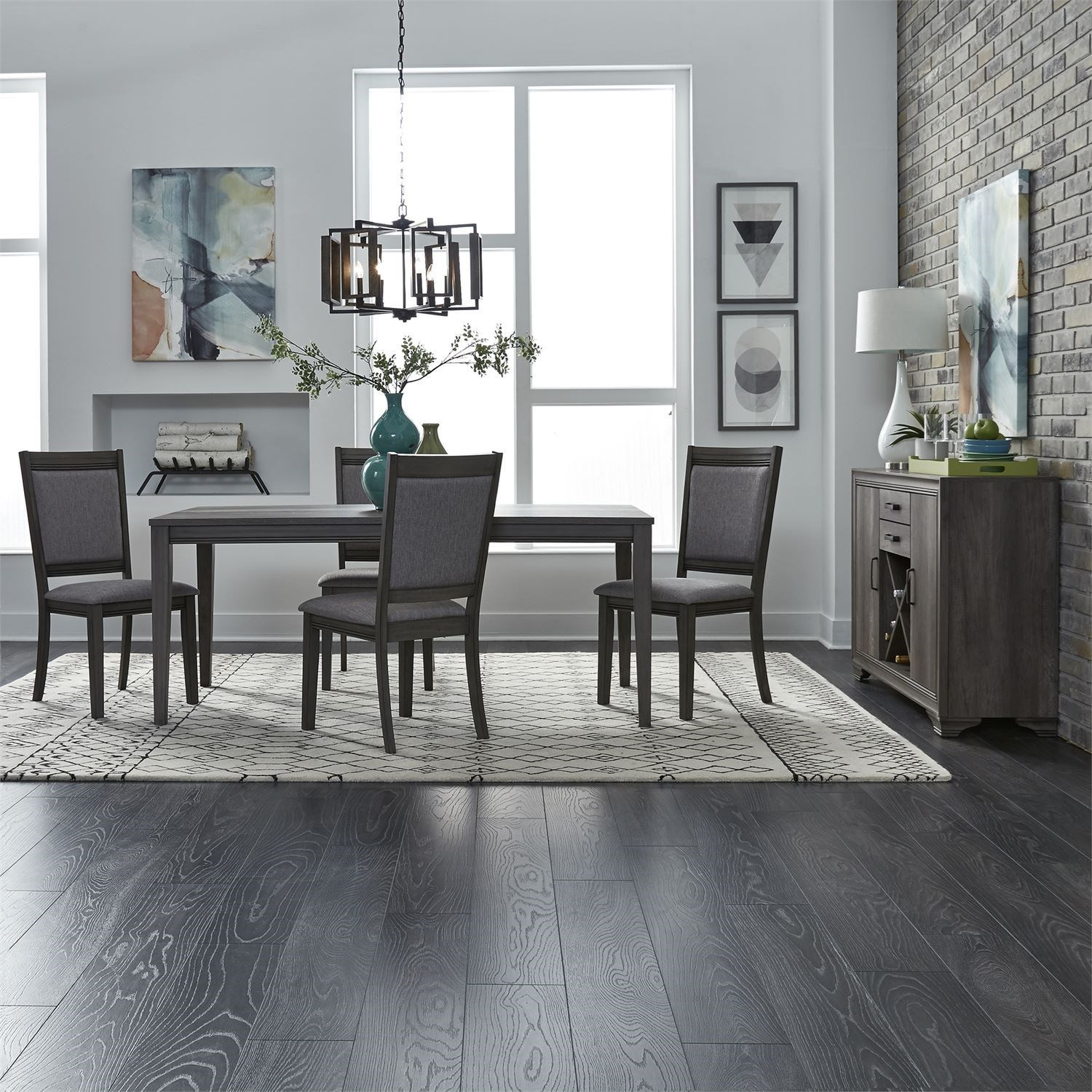Liberty Dining Room Furniture: Liberty Furniture Tanners Creek Dining Room Group