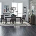 Liberty Furniture Tanners Creek Dining Room Group - Item Number: 686 Dining Room Group 8