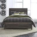 Liberty Furniture Tanners Creek California King Panel Bed - Item Number: 686-BR15HF+90C