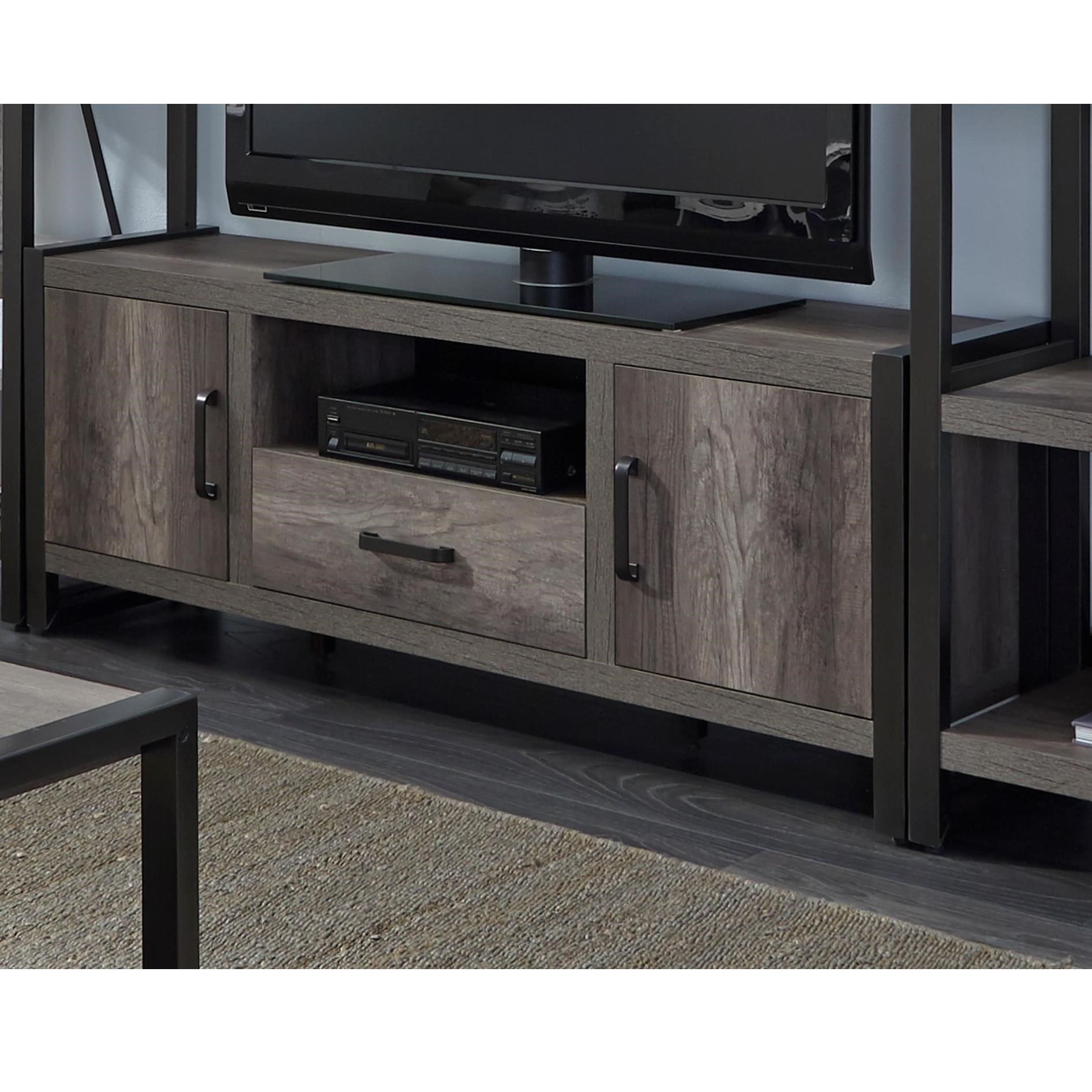 Liberty Furniture Tanners Creek Entertainment TV Stand - Item Number: 686-TV63