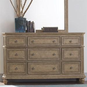 9-Drawer Dresser