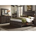 Sarah Randolph Designs Thornwood Hills Queen Bedroom Group - Item Number: 759-BR-Q2SDM