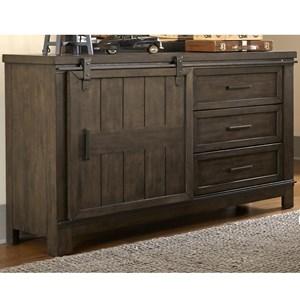 Liberty Furniture Thornwood Hills Dresser