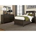 Sarah Randolph Designs Thornwood Hills Full Bedroom Group - Item Number: 759-YBR-FBBDM